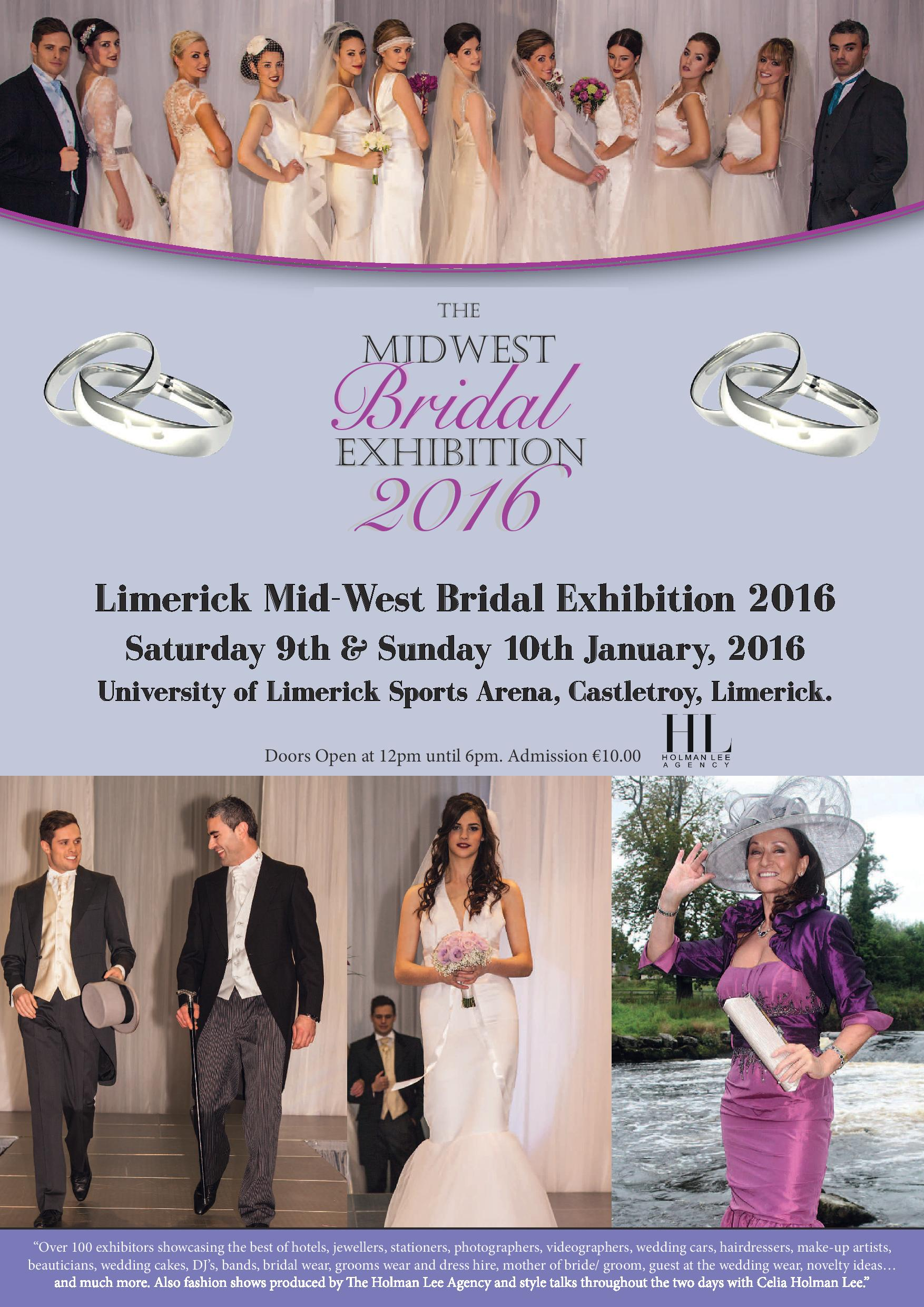 Getting Married In 2016 2017 The Mid West Bridal Exhibition